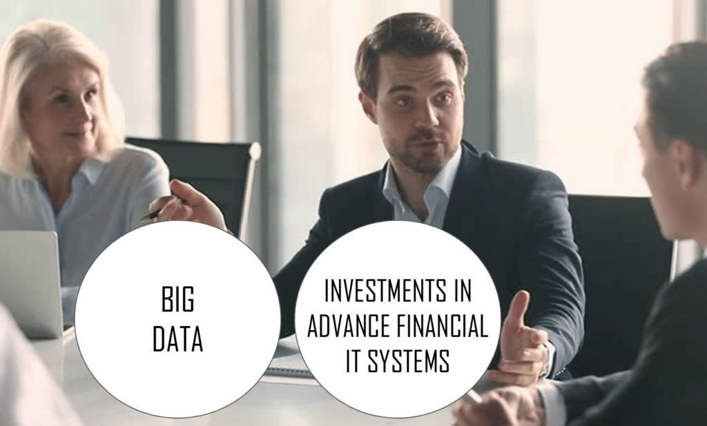 Big Data and Investment in IT systems