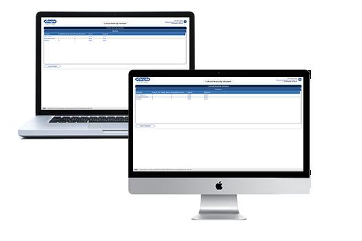 Vendor ERP System