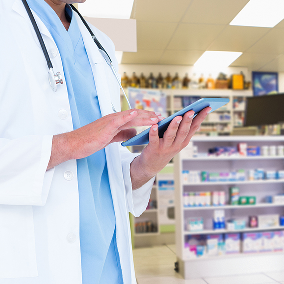 role of erp in pharmaceutical industry