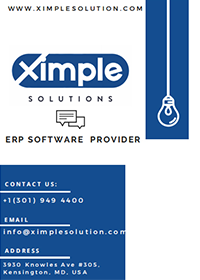 Brochure Image - Ximple Solutions